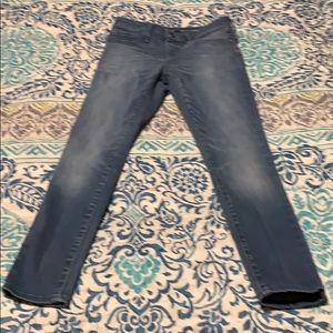 Mossimo 00 high rise jegging crop